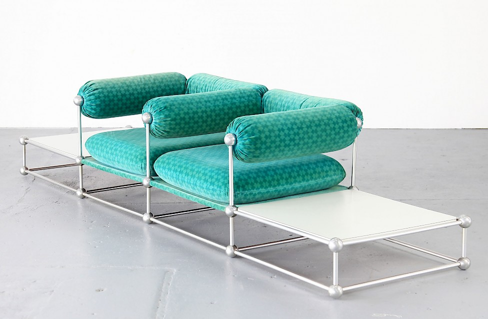 S420 Modular Seating Set von Verner Panton