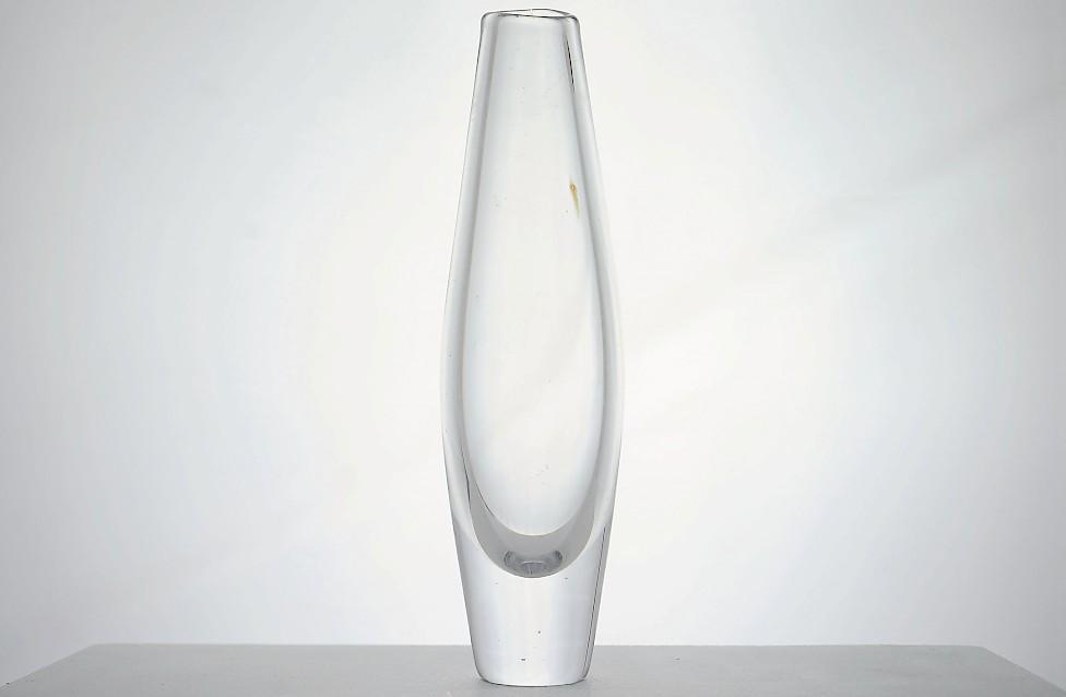 Vase of Glass by Bodafors
