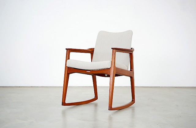 Rocking Chair by Sigvard Bernadotte