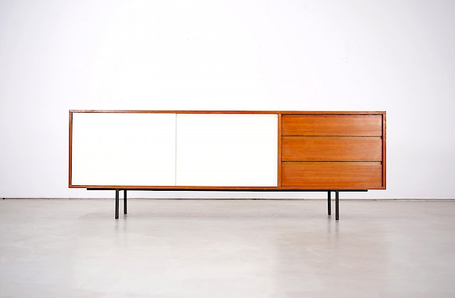 Walnut Sideboard by Helmut Magg