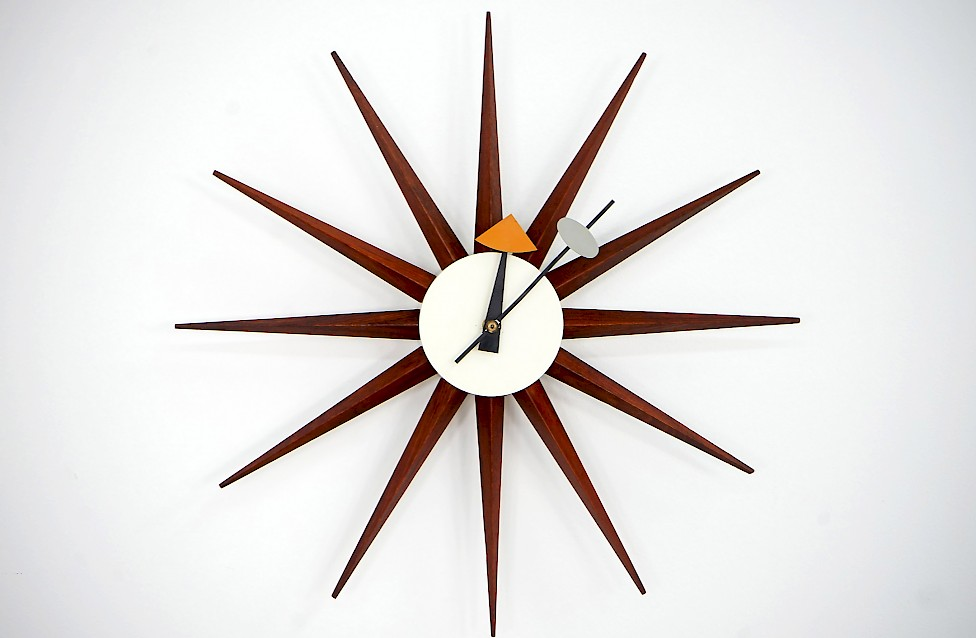Howard Miller Clock by George Nelson