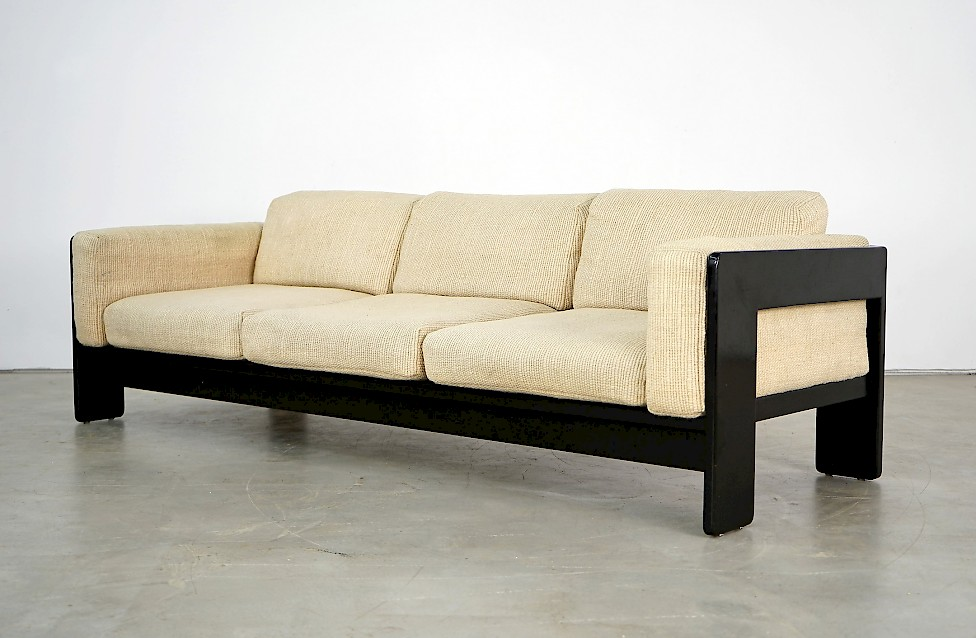 Three-seater Sofa by Afra & Tobia Scarpa