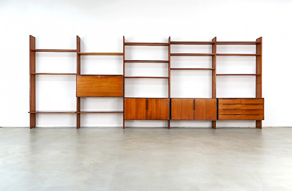 Large Shelving System by Jussi Peippo