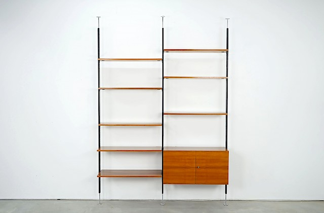 Freestanding Wall Unit by U.P. Wieser