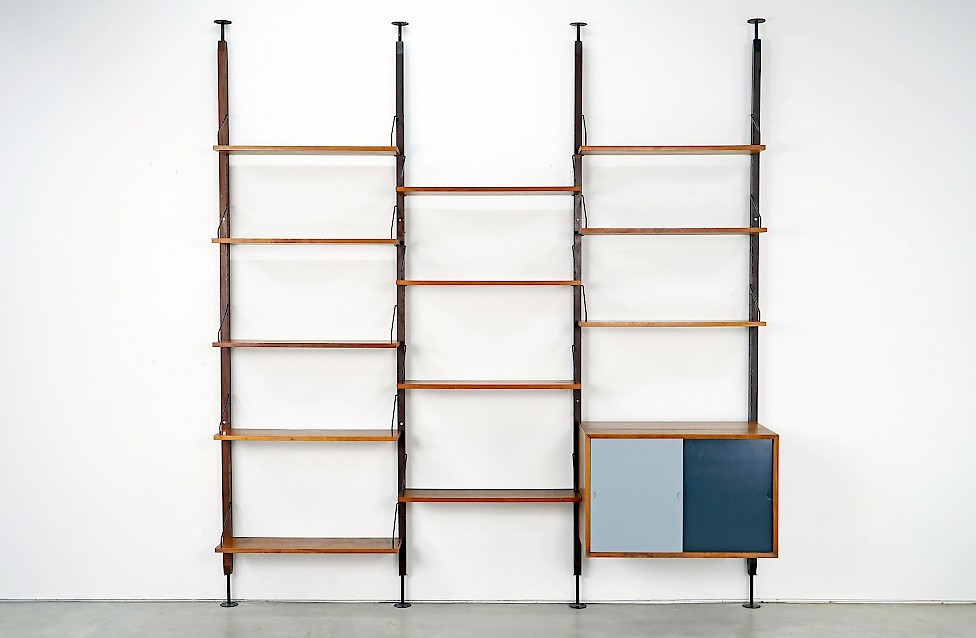 Rare Standing Shelf by Poul Cadovius