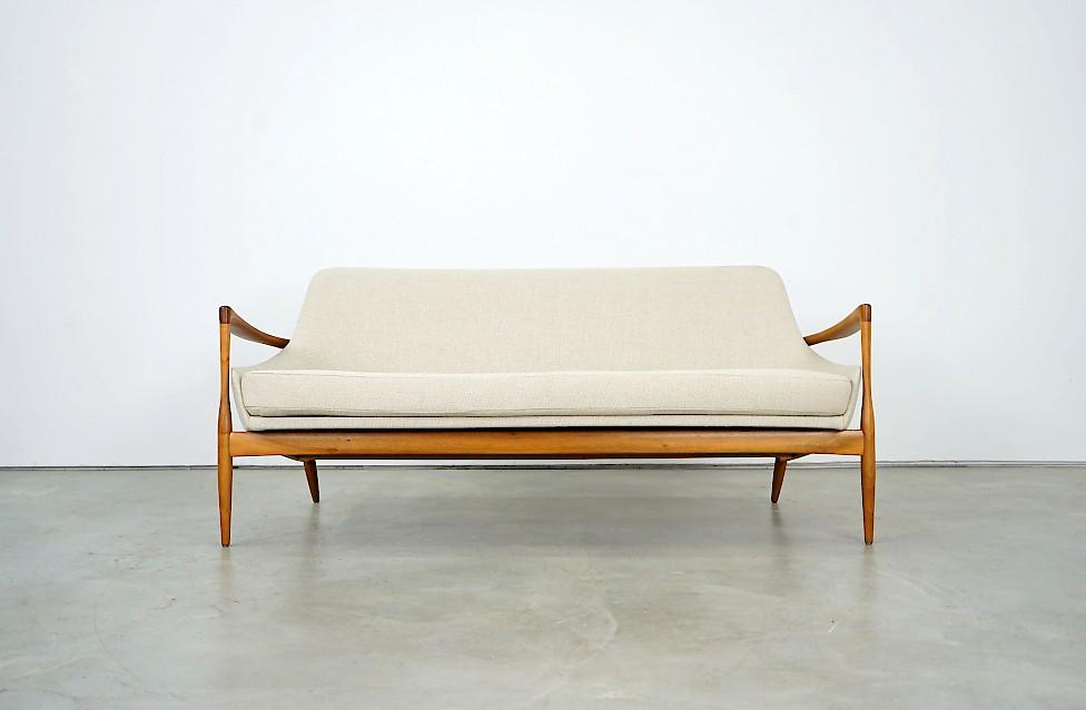"Sofa ""D 200 S"" by Ib Kofod-Larsen"