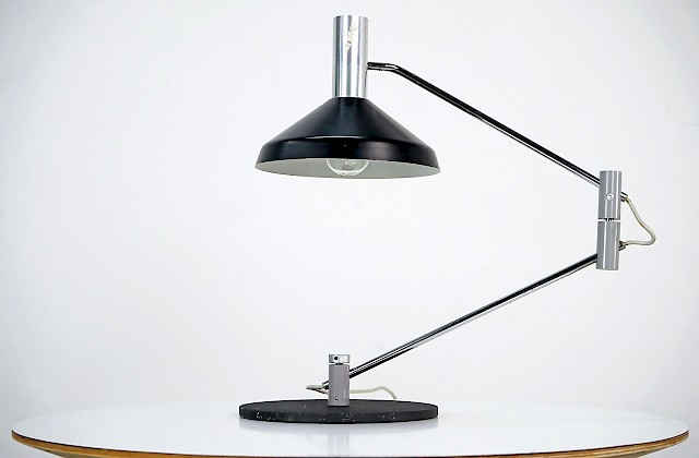 Adjustable Desk Lamp by Rico Baltensweiler
