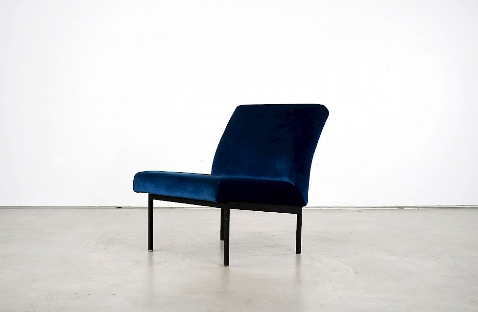 Lounge Chair No 1 by Dieter Wäckerlin