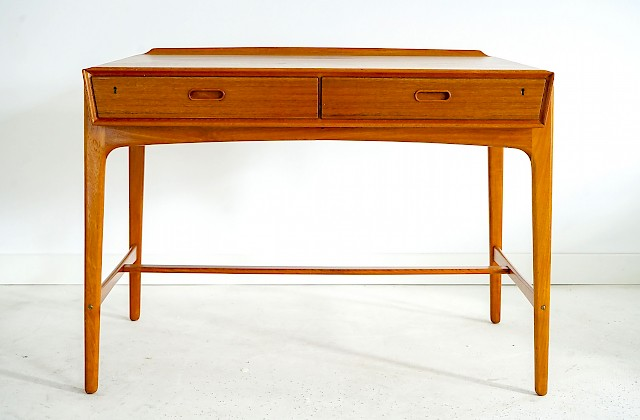 Model 200 Teak Desk by Svend Aage Madsen