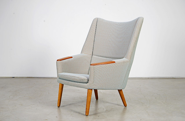 Lounge Chair Model 58 by Kurt Østervig