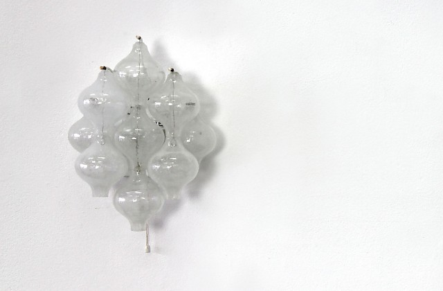 """Tulip"" Wall Light by J. T. Kalmar"