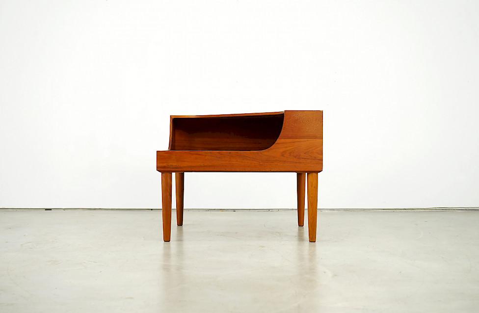 Beistelltisch von Tove & Edvard Kindt-Larsen