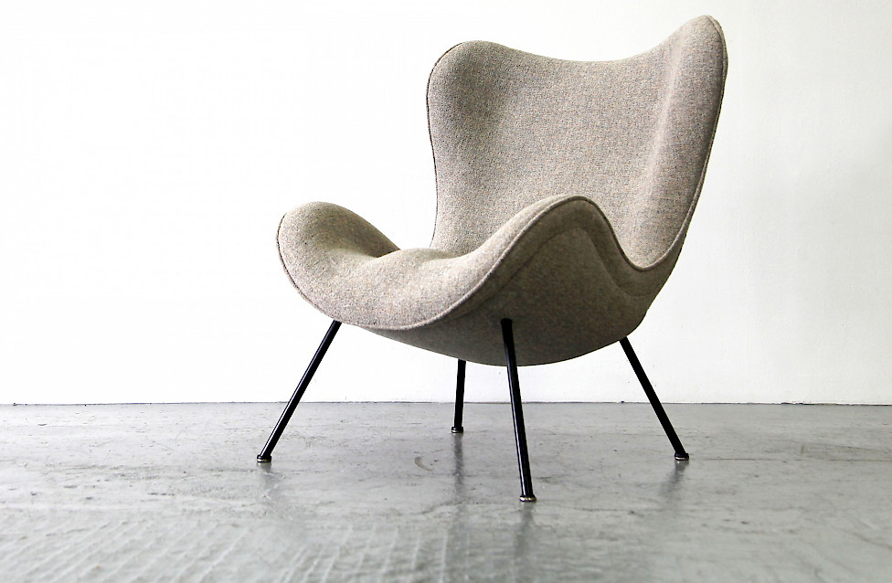 Lounge Chair by Fritz Neth