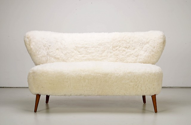 Sofa by Otto Schulz