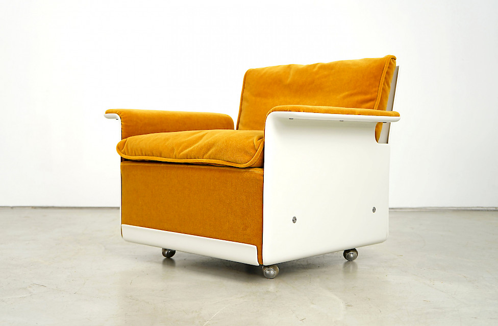 Lounge Chair RZ62 by Dieter Rams