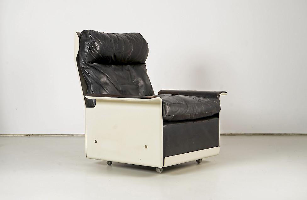 Dieter Rams Highback-Chair RZ 62 1962