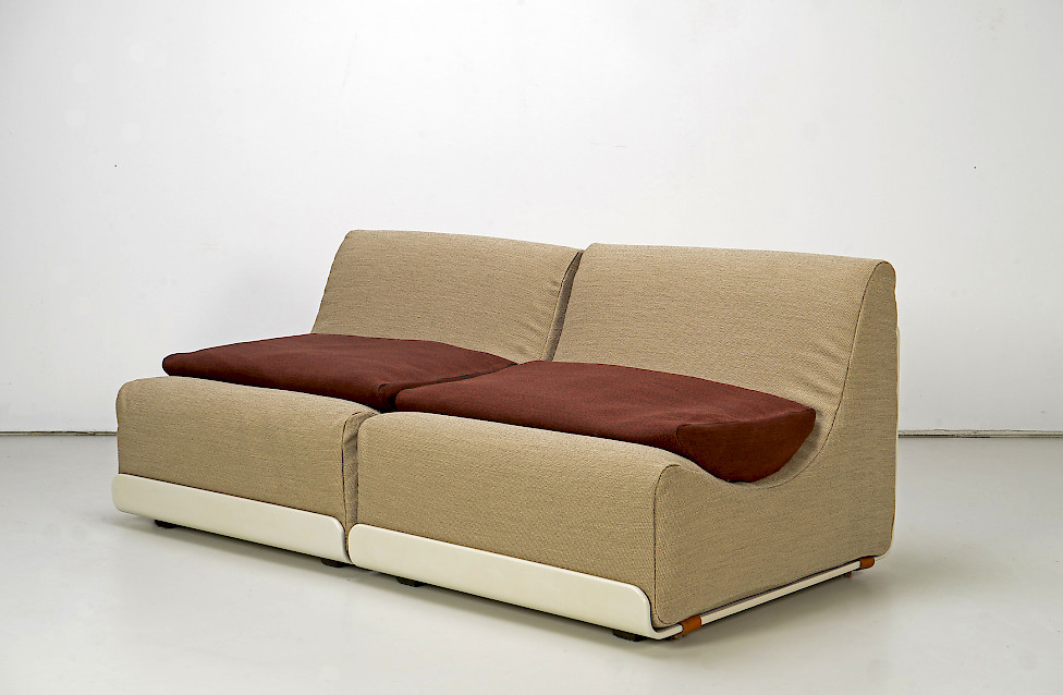 Sofa Orbis by Luigi Colani / Cor, 1970