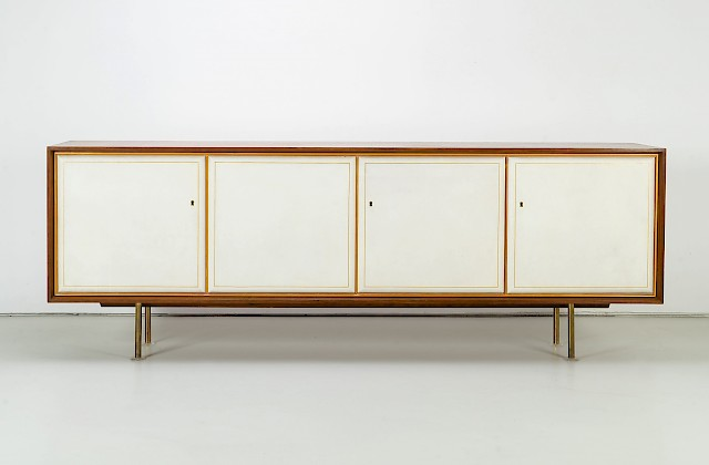 Rosewood Sideboard by Otto Schulz