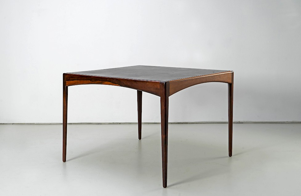 Rosewood Dining Table by Kristian Solmer Vedel