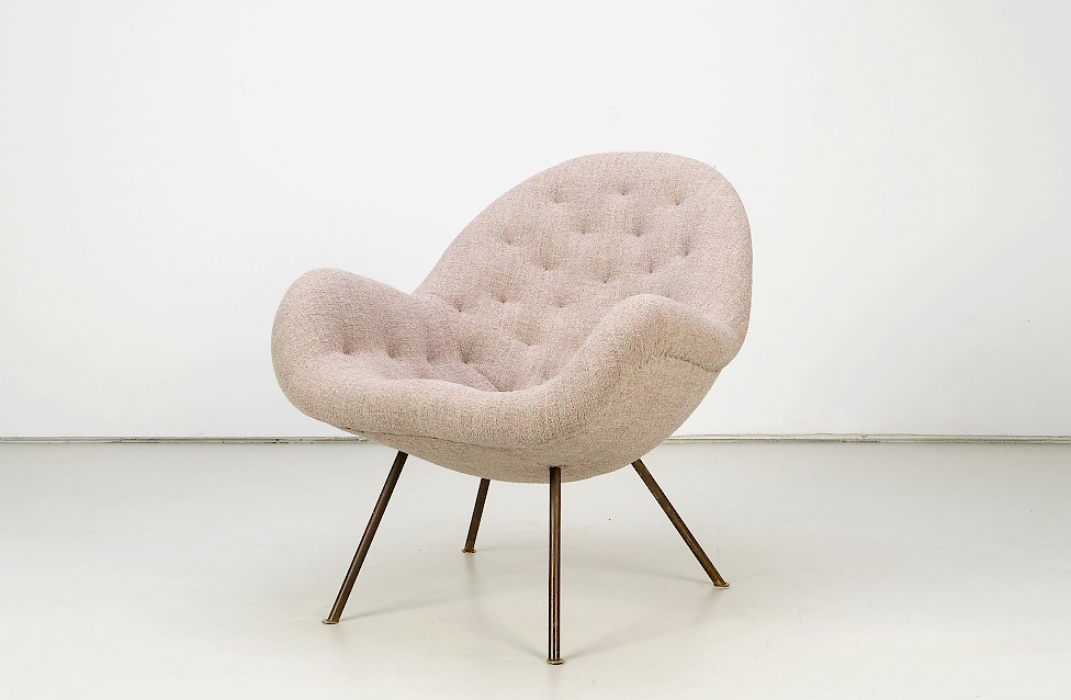 Early Lounge Chair by Fritz Neth