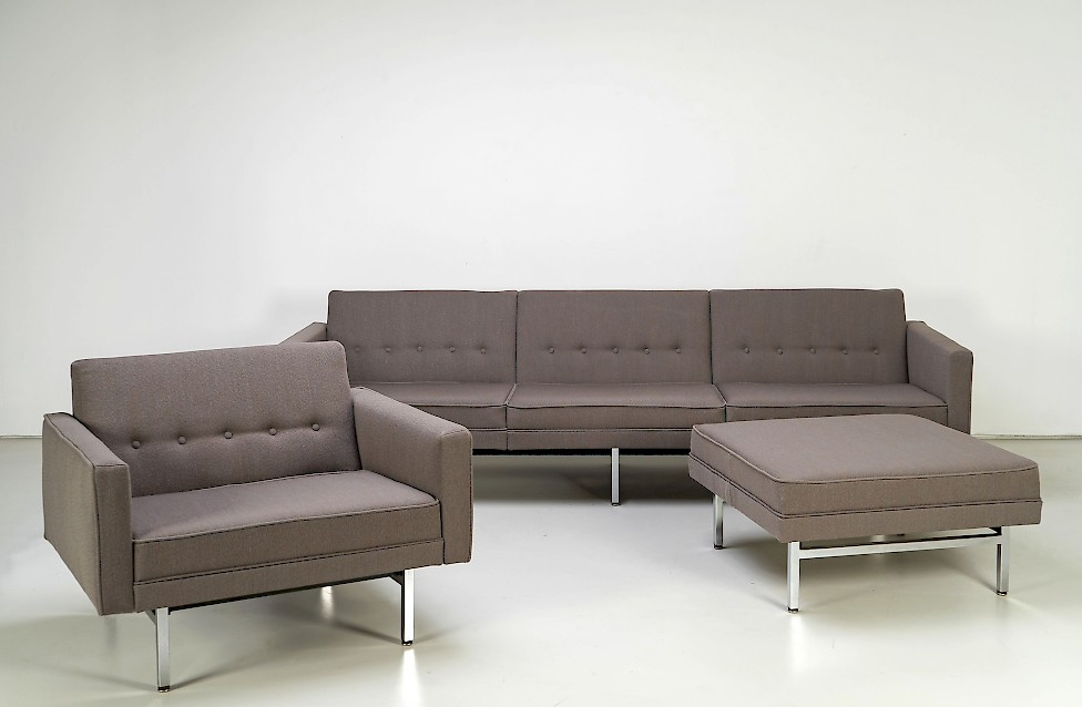 """George Nelson """"Modular Seating"""" Group"""