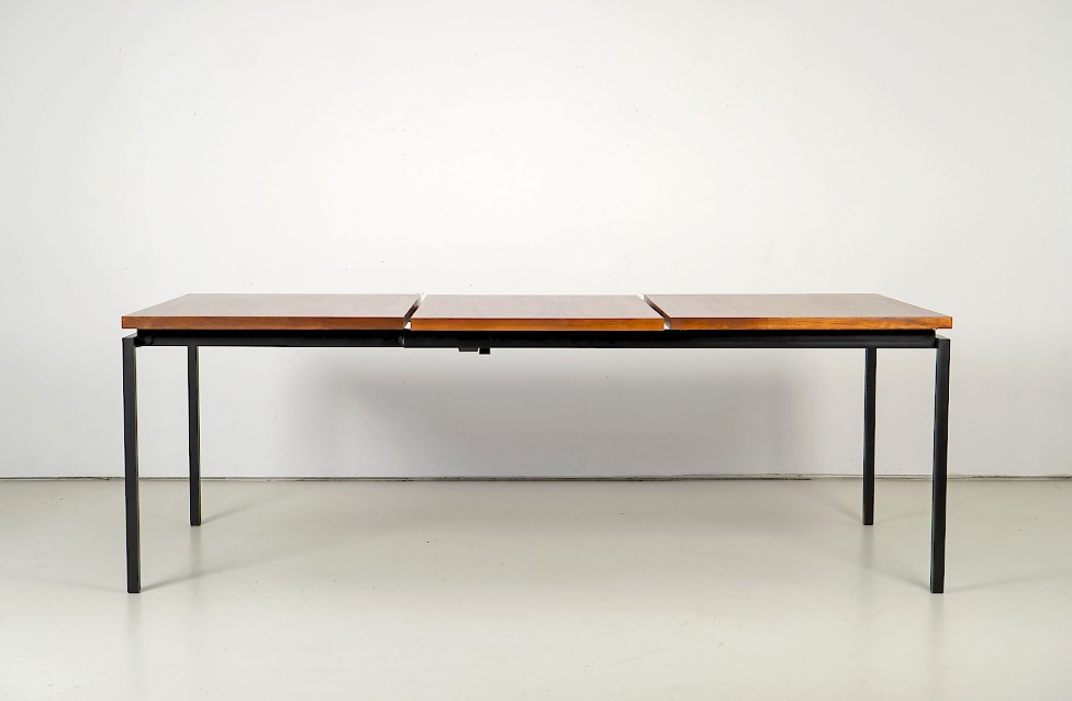 Extendable Dining Table by Ulrich P. Wieser