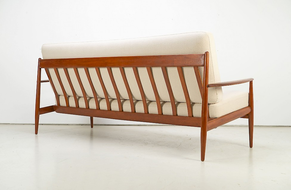 Teak Sofa by Grete Jalk