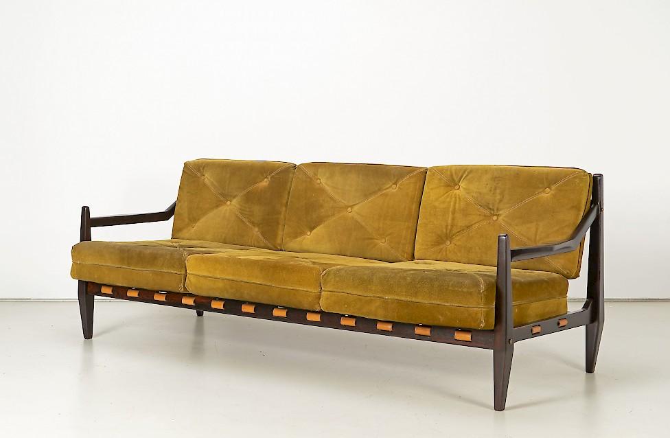 Jean Gillon - Rosewood Sofa