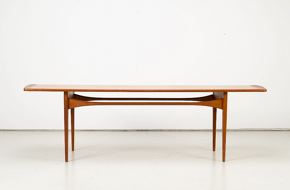 Large Coffee Table by Tove & Edvard Kindt Larsen