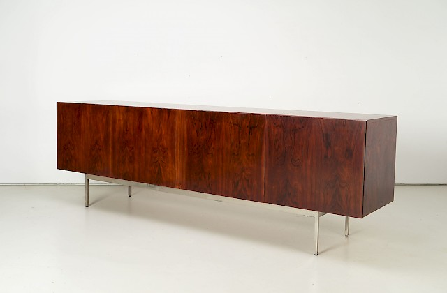 Rosewood Sideboard by Dieter Waeckerlin