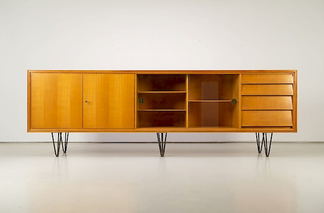 German 1950s Sideboard