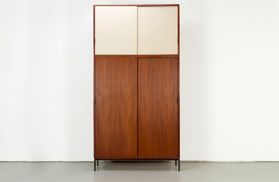 Wardrobe by Herbert Hirche