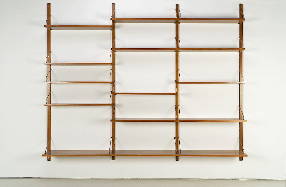 Wall Unit by Poul Cadovius