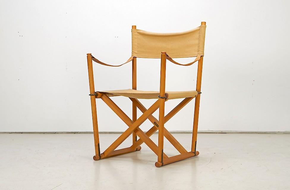 Mogens Koch MK-16 Folding Directors Chair