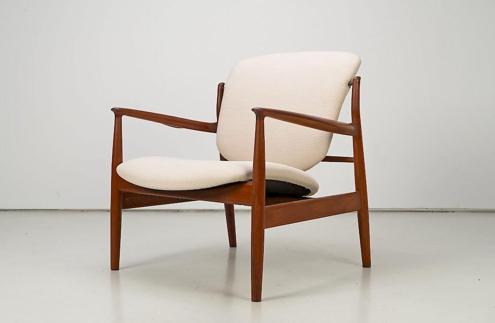 Teak Chair by Finn Juhl
