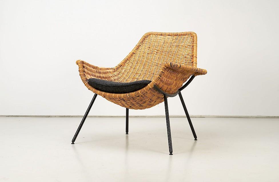 Lounge Chair by Giancarlo De Carlo