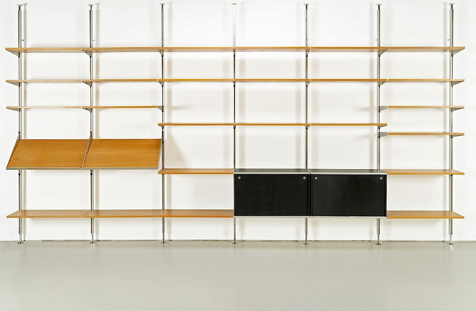 Shelving System by George Nelson