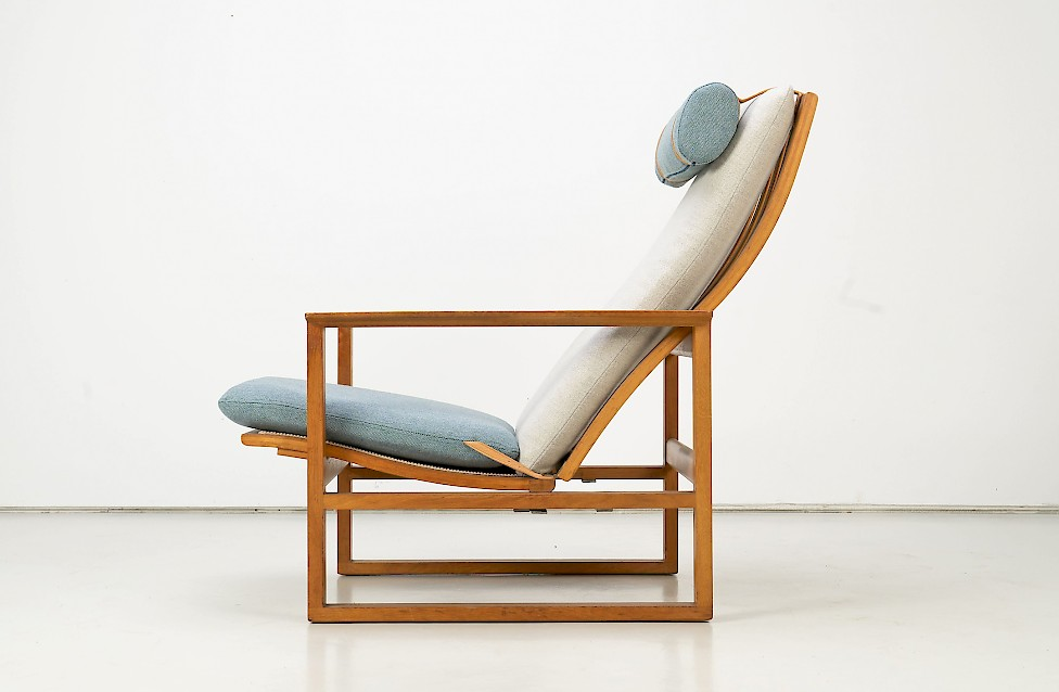 Lounge Chair by Børge Mogensen